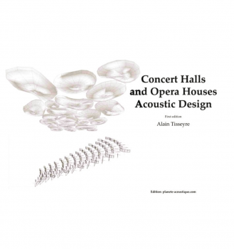 Concert halls and opera houses acoustic design.