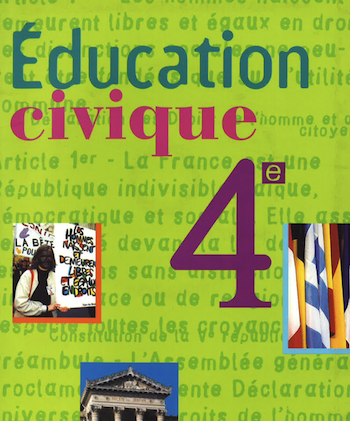 Education civique 4ème